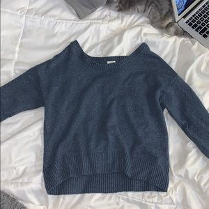 Unbelievably soft Garage sweater